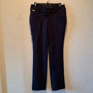 Lole black everyday/travel pants, size 4